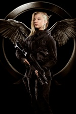 Natalie Dormer, The Hunger Games: Mockingjay, Partie 1 iPhone fonds d'écran