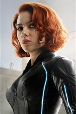 Avengers: Age of Ultron, Scarlett Johansson iPhone fonds d'écran