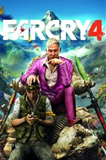 Far Cry 4 iPhone fonds d'écran