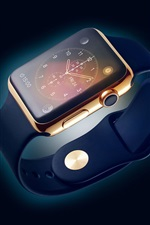 Montre Apple, iWatch iPhone fonds d'écran