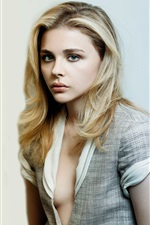 Chloë Grace Moretz 08 iPhone fonds d'écran