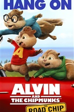 Alvin et les Chipmunks: The Chip route iPhone fonds d'écran
