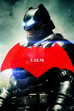 Batman v Superman: Dawn of Justice, Batman iPhone fonds d'écran