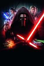 Star Wars: The Force Awakens iPhone fonds d'écran